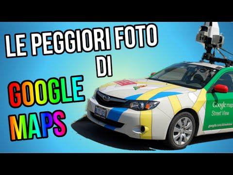 TOP 14 - LE PEGGIORI FOTO DI GOOGLE MAPS! [1/2]