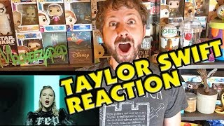 Download Lagu Taylor Swift - Look What You Made Me Do REACTION to Music Video & Analysis Gratis STAFABAND