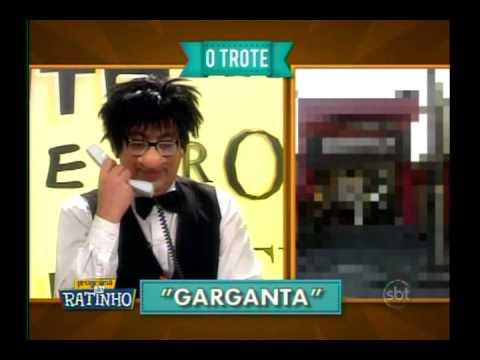 Trote do Santos: Garganta