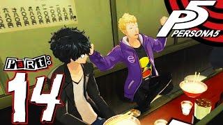 Persona 5 - Part 14 - Male Bonding