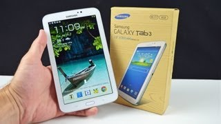 Samsung Galaxy Tab 3 7.0: Unboxing & Review