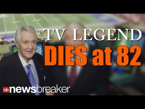 Iconic NFL Broadcaster Pat Summerall Dead at 82 | NewsBreaker - Ora TV