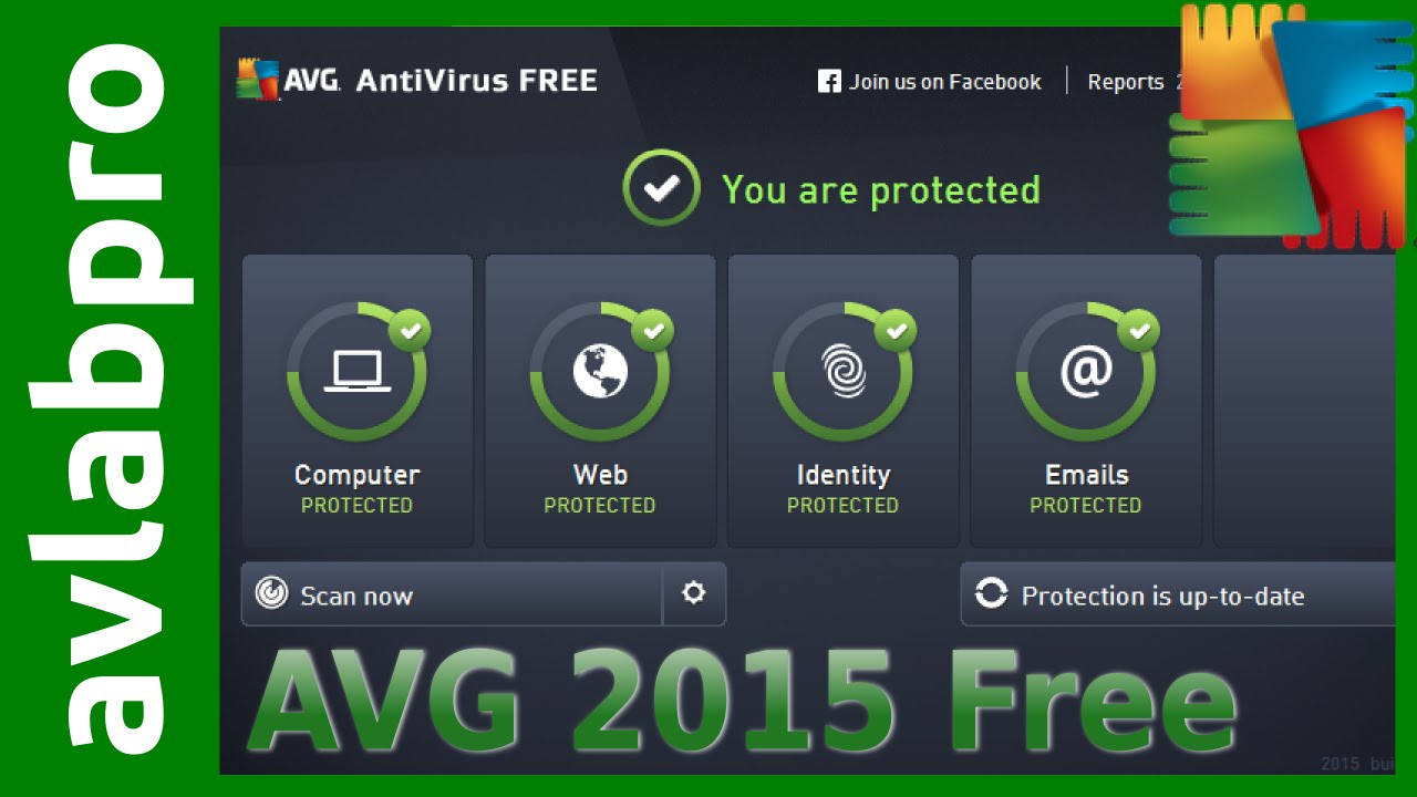 Avg Anti Virus Free Edition 2015