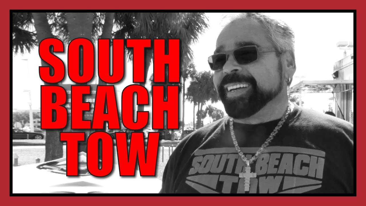 Robbie South Beach Tow South Beach Tow Wttf Episode