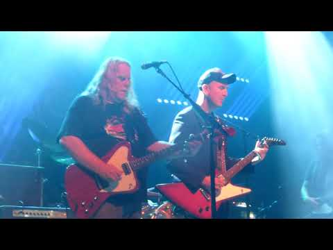 Gov't Mule - Lay Your Burden Down → Smokestack Lightning → How Many More Years (Houston 10.02.17) HD