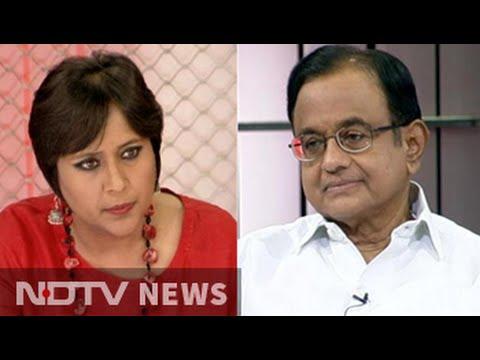 Modi-Mehbooba alliance frightens Kashmiris, a grave provocation: Chidambaram