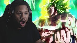THIS MOVIE IS GOING TO BE INSANE! - NEW DRAGON BALL SUPER BROLY MOVIE FINAL TRAILER 3 REACTION!