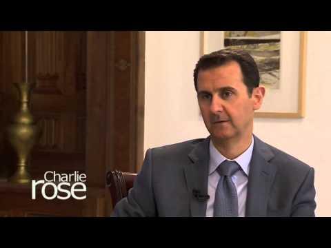 Bashar al Assad about Kobane and ISIS
