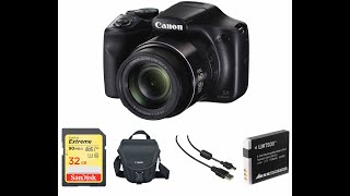 04. Canon Powershot SX540 HS Basics