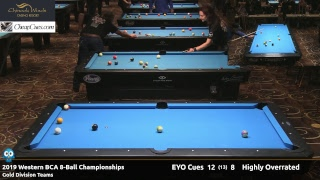 Day 7 - 2019 Western BCA 8-Ball Championship