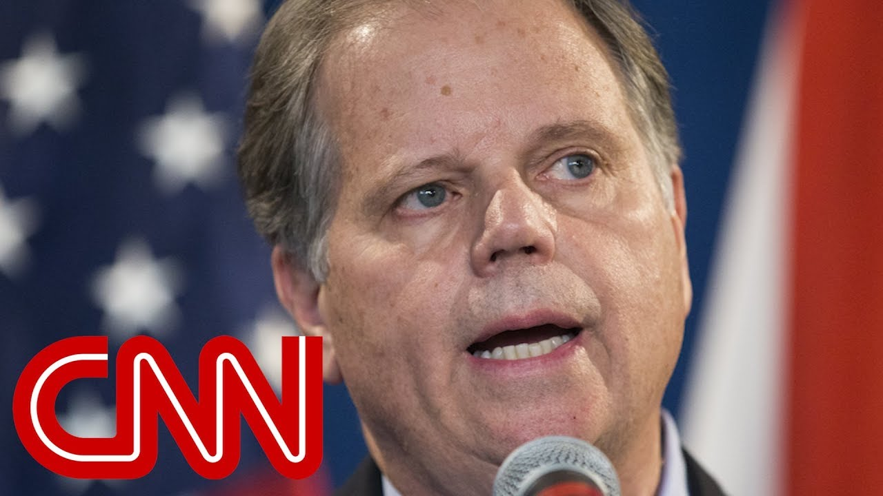Doug Jones: I may vote with GOP on some issues (full interview)