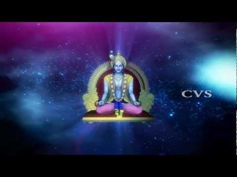 Beautiful Sri Krishna Dhun - Krishnashtakam  - 3D Animation...