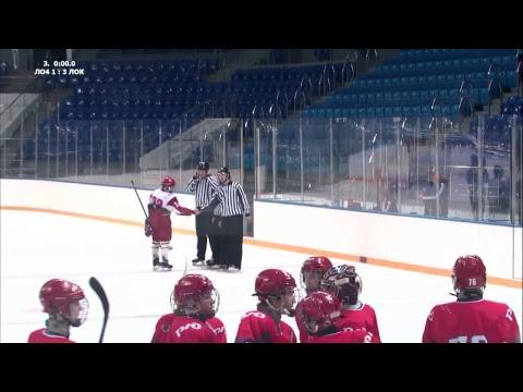 Хоккейный матч  Локомотив 2004 - Локомотив