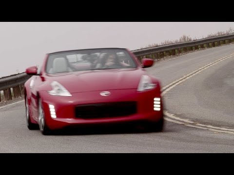 2014 Nissan 370Z Roadster Touring Review - TEST/DRIVE
