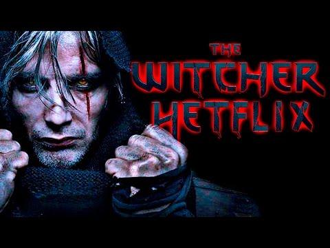 Уже не фильм, но сериал о Ведьмаке от Netflix - The Witcher Saga