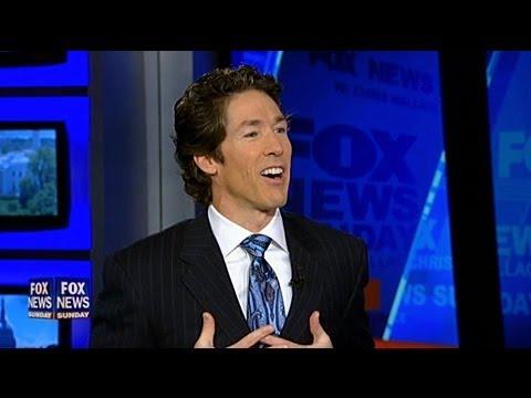 Joel Osteen Not Buying Fox News B*llshit