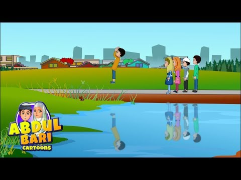 Zaid ka roza nahi tuta - Ramzan cartoons for kids part 2/4 Urdu Islamic Cartoons for children