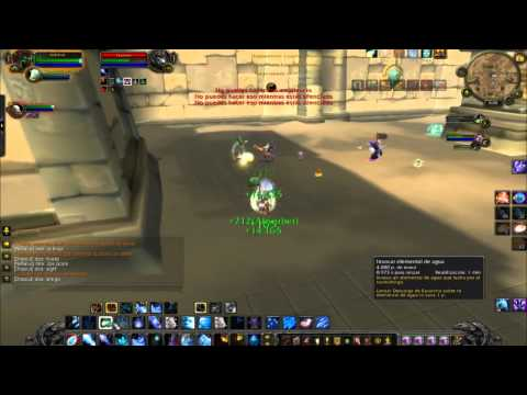 Arenas 2c2 (review warlord of draenor beta)