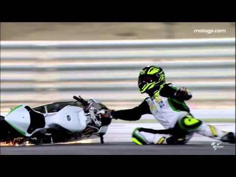 Moto3 Crash Reel