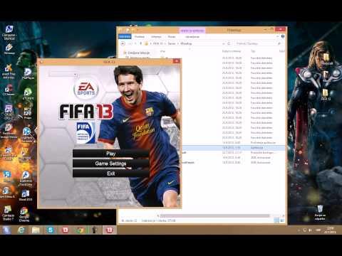 Fifa 13 - E001 Fix