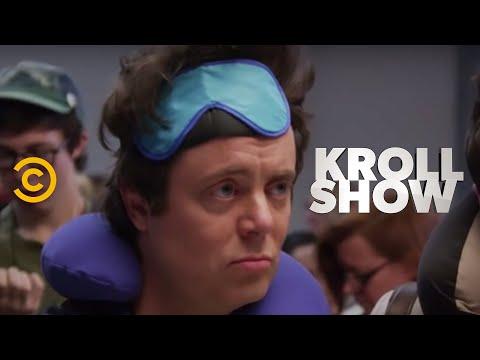 Kroll Show - Rich Dicks - Flying High