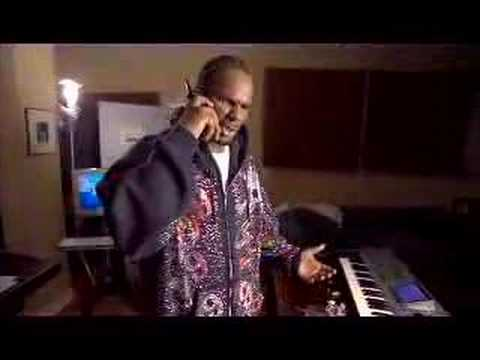 R Kelly - Real Talk Behind The Scenes video