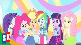 MUSIC VIDEO: Shake Your Tail - My Little Pony: Equestria Girls - Rainbow Rocks
