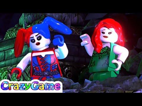 LEGO DC Super Villains Gameplay Walkthrough Part 9 - Sea King Boss Fight (4K) | CRAZYGAMINGHUB