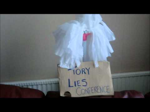 Geordie Talking Tom Investigates The Horror that is Tory Party conference...2012