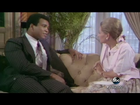 Muhammad Ali Interview with Barbara Walters [1978]
