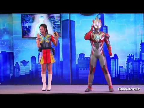160819 Ultraman X Show @ Central Plaza Lampang Day1