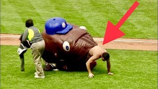 MLB | Mascot best moments