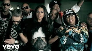 Roll Deep ft. Alesha Dixon - Take Control