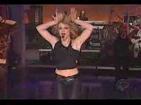 I'm a Slave 4 U (Letterman Show)