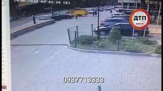14.06.2018 ДТП ИРПЕНЬ БМВ ВЫЛЕТЕЛ В ОСТАНОВКУ И АВТО...
