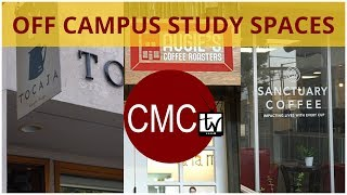 CMCtv: Off Campus Study Spaces