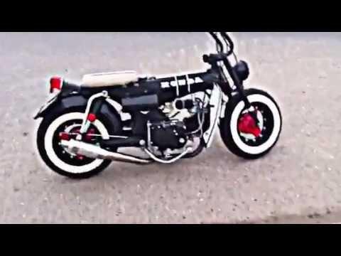 honda motodax ct70 1971   youtube