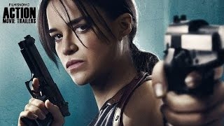 TOMBOY (The Assignment) | Michelle Rodriguez is out for Revenge