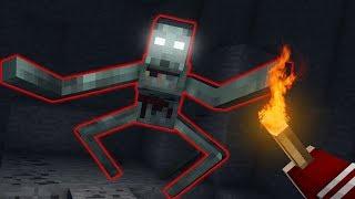 ДОЛГАЯ ТЬМА - Minecraft Сериал - 6 Серия | Пещера Смерти в Горе