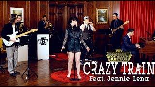 Crazy Train Ozzy Osbourne Motown Style Ft Jennie Lena