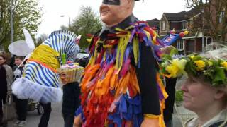 Hull Orchard - May Day Parade 2016