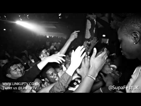 Fekky and Krept & Konan shut down SupaFest Leicester | Link Up TV