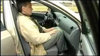 Тест драйв  Chevrolet Lacetti ч.2