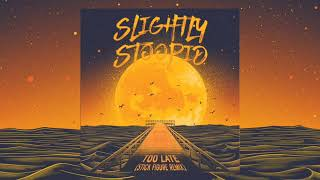 Too Late Stick Figure Remix Slightly Stoopid Official Audio