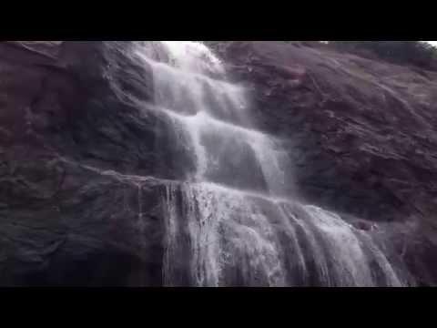 Courtallam - Old Falls - பழைய குற்றாலம் அருவி.