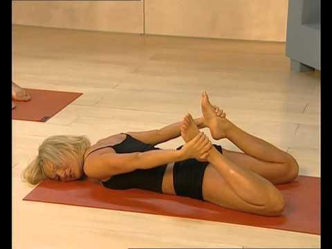 Geri Halliwell - Yoga Feet (Video)