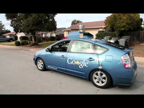 Self-Driving Car Test: Steve Mahan