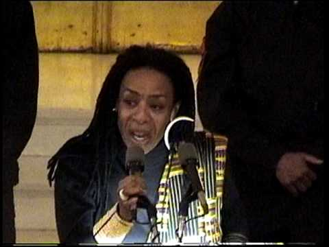 Yaa Asantewaa Nzinga speaks at Ascension of Khalid Muhammad