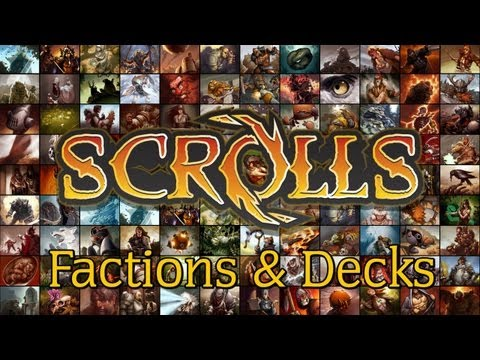 GotW - Scrolls (Factions & Deck Construction)