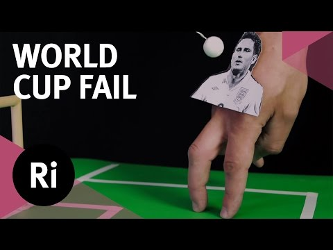 World Cup Fail: the science of Lampard's 'goal'